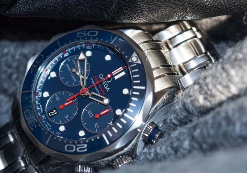 Omega Seamaster 300m Co Axial Chronograph Watch Review
