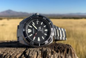 Seiko Prospex Samurai SRPB51 Watch Review