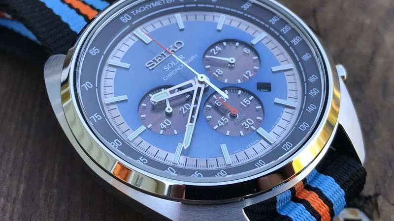Seiko Recraft Series SSC667 and SSC669 Watch 3