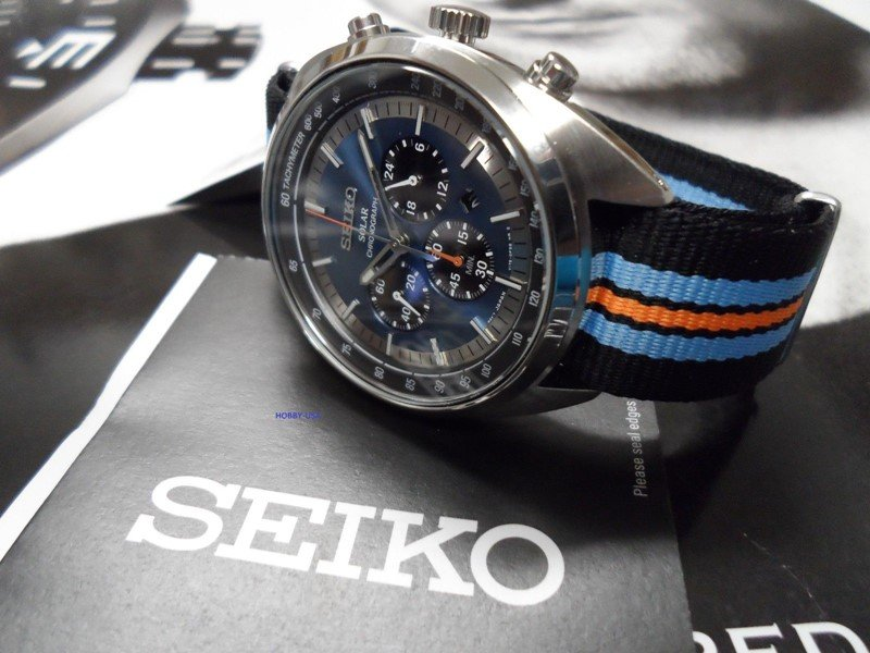 Seiko Recraft Series SSC667 and SSC669 Watch 2