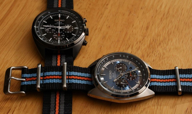 Seiko Recraft Series SSC667 and SSC669 Watch 1