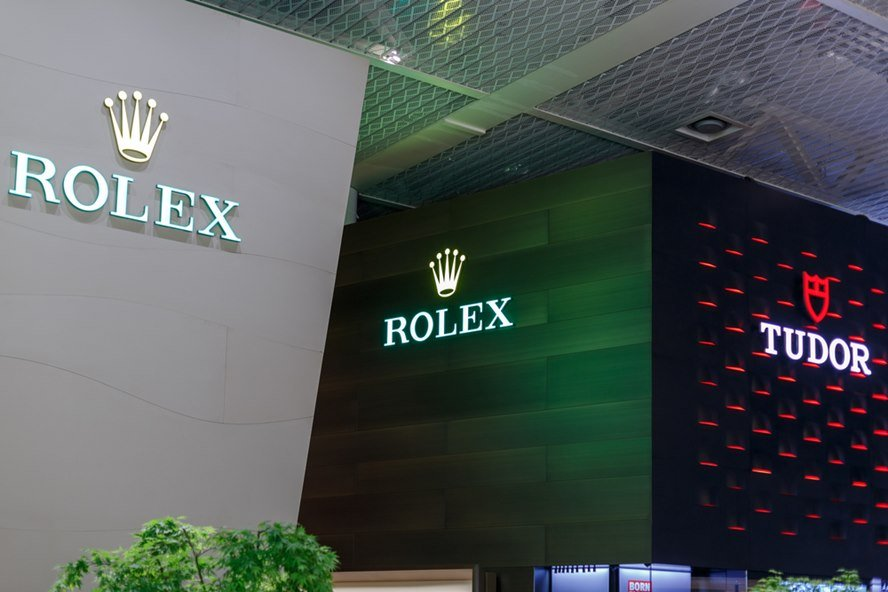 Baselworld 2017 watch and jewellery exhibition - Rolex + Tudor