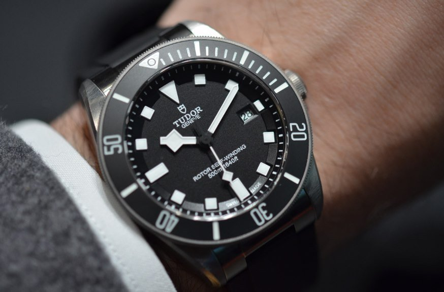 Tudor Watch 2