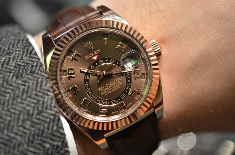 Rolex Sky,Dweller Watch Review