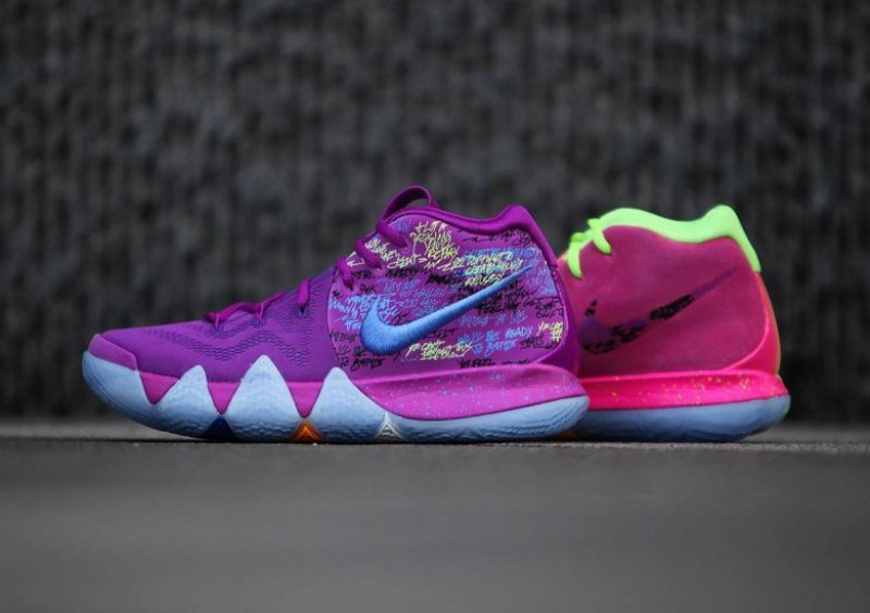 size 40 58fd0 16049 Nike Kyrie 4 Basketball Shoes Review