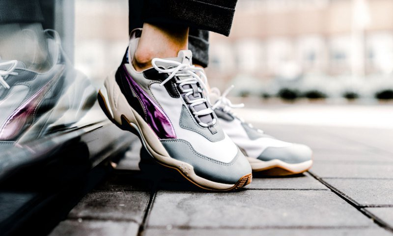 Puma Thunder Electric Sneakers Review 4
