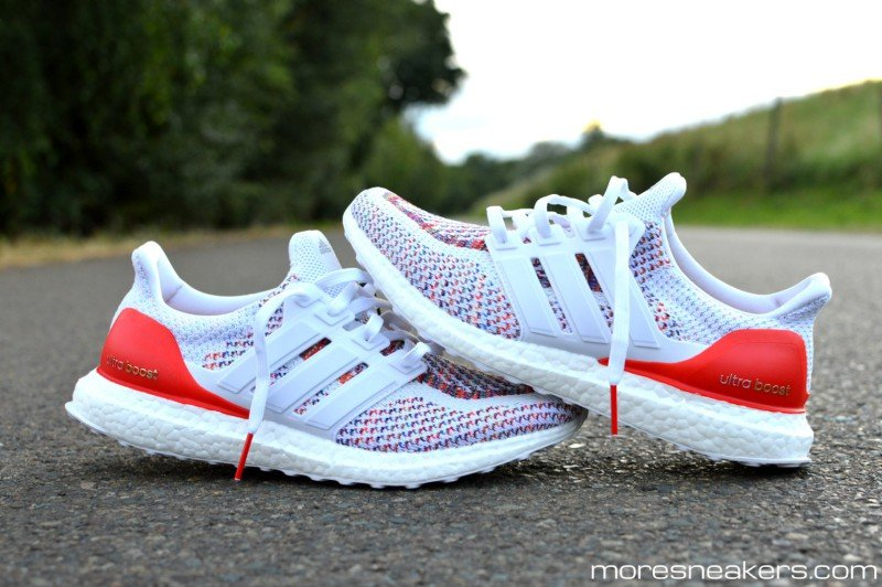 online store 9a7a7 a32dd Credit  Sean Go Adidas Ultra Boost Multicolor 2.0 Sneakers Review 7