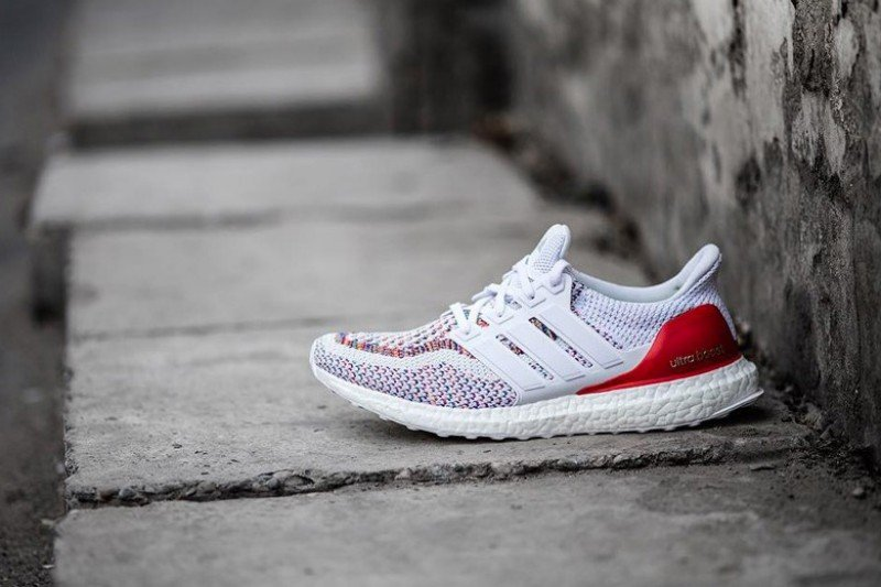 Adidas Ultra Boost Multicolor 2.0 Sneakers Review 6