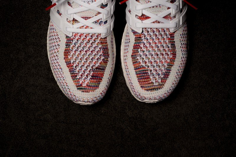 Adidas Ultra Boost Multicolor 2.0 Sneakers Review 4