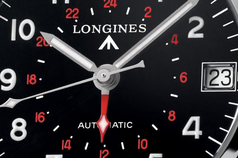 Longines Heritage Avigation GMT Watch Review 2