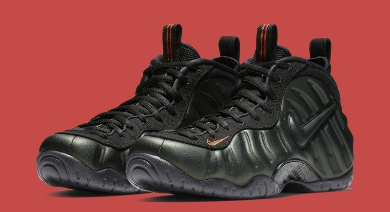 072bcbfa1b6 ... Nike Air Foamposite Pro Sequoia Sneakers 4 ...