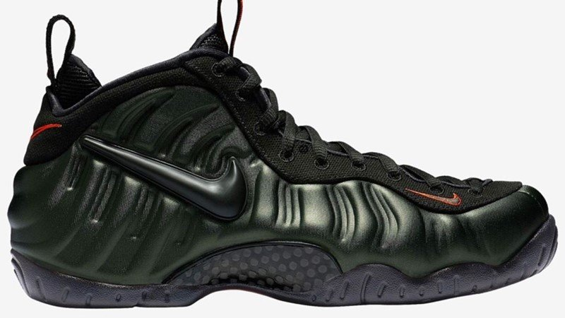 b86cfbd9ae1 ... Nike Air Foamposite Pro Sequoia Sneakers 1 ...