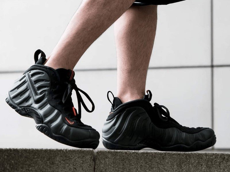 Nike Air Foamposite Pro Sequoia Sneakers 7