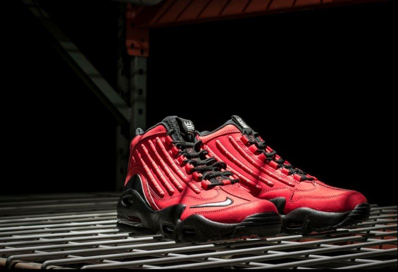 Nike Air Griffey Max 2 University Red Sneakers Review