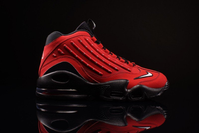 Nike Air Griffey Max 2 University Red Sneakers Review 5