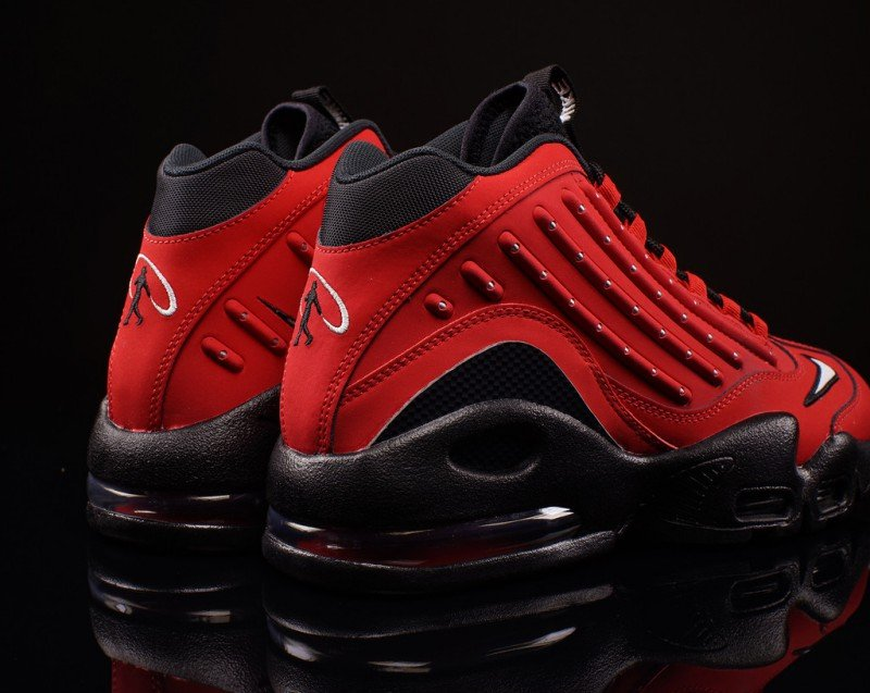 Nike Air Griffey Max 2 University Red Sneakers Review 4