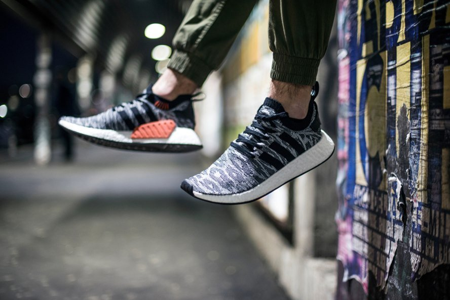 Adidas NMD R2 Sneakers - Newly added 2