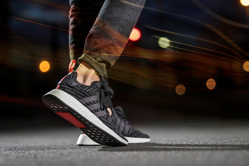 Adidas NMD R2 Sneakers Review 4