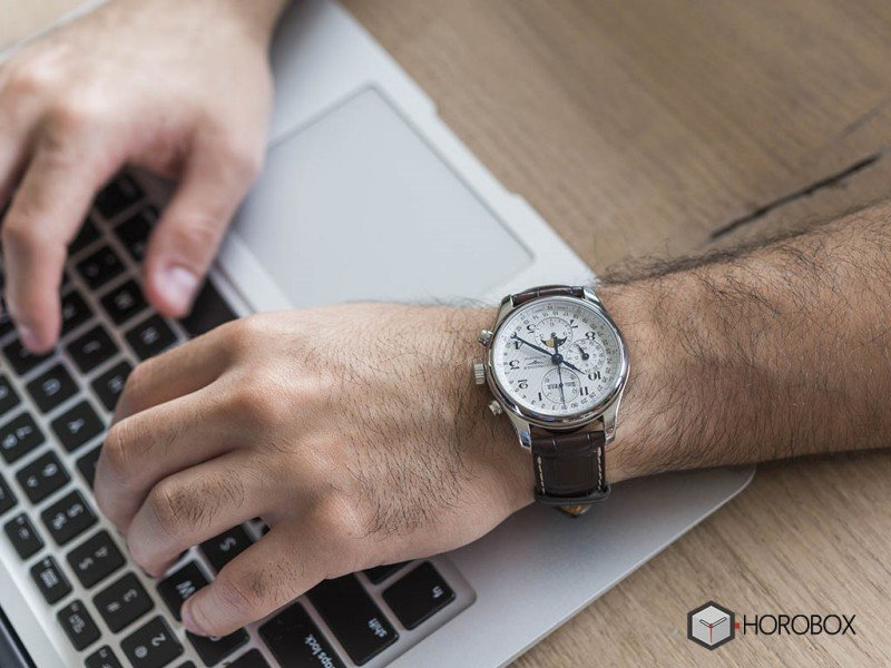 Longines Master Collection L2.773.4.78.3 Watch Review 6