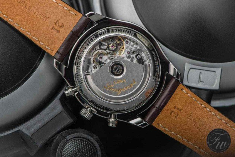 Longines Master Collection L2.773.4.78.3 Watch Review 5