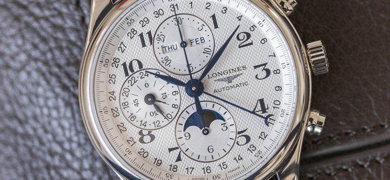 Longines Master Collection L2.773.4.78.3 Watch Review 3