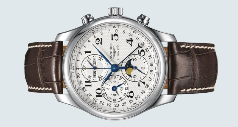 Longines Master Collection L2.773.4.78.3 Watch Review 2