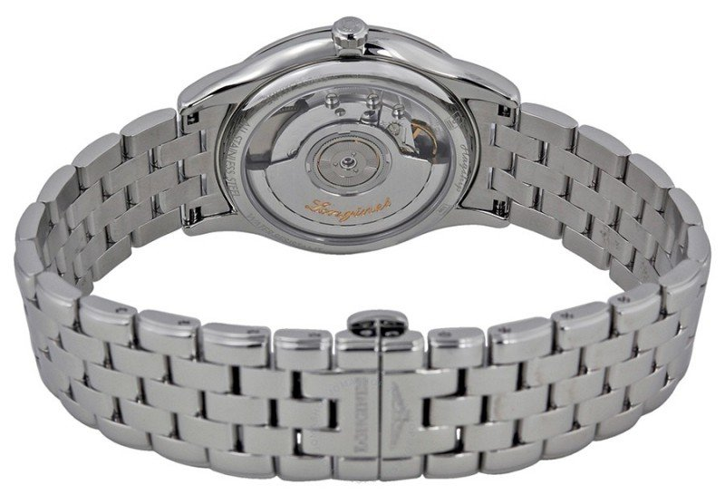 Longines Flagship L4.774.4.52.6 Watch Review 4