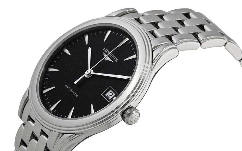 Longines Flagship L4.774.4.52.6 Watch Review 3