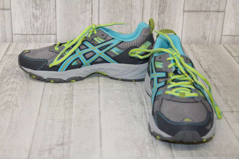 61411f5c44 ASICS GEL Venture 5 Running Shoes Sneakers Review