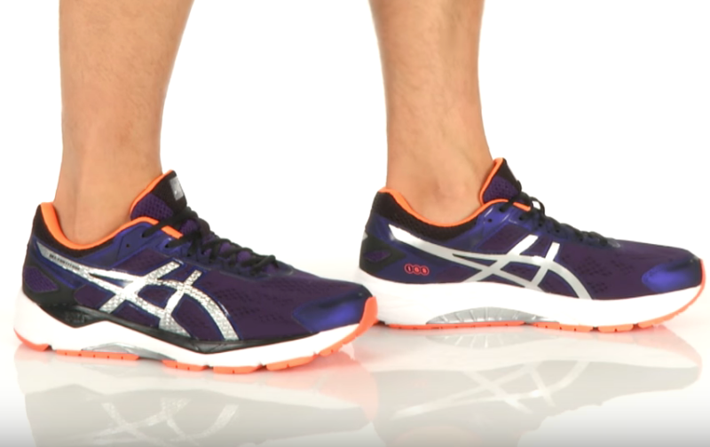 Asics Gel Fortitude 7 Running Shoes Sneakers Review 1