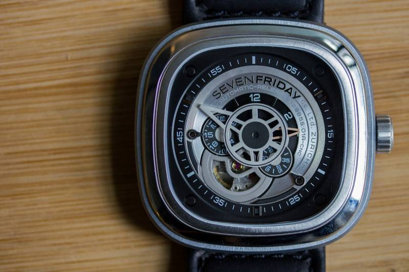 SEVENFRIDAY P1 1 Watch Review