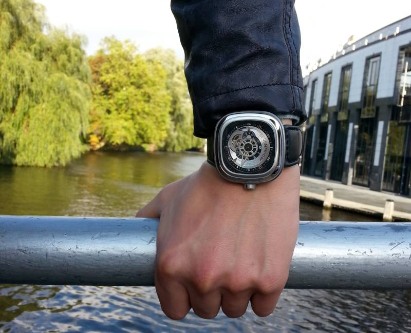SEVENFRIDAY P1 1 Watch Review 7