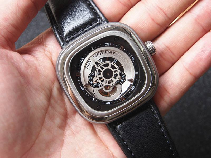 SEVENFRIDAY P1 1 Watch Review 6