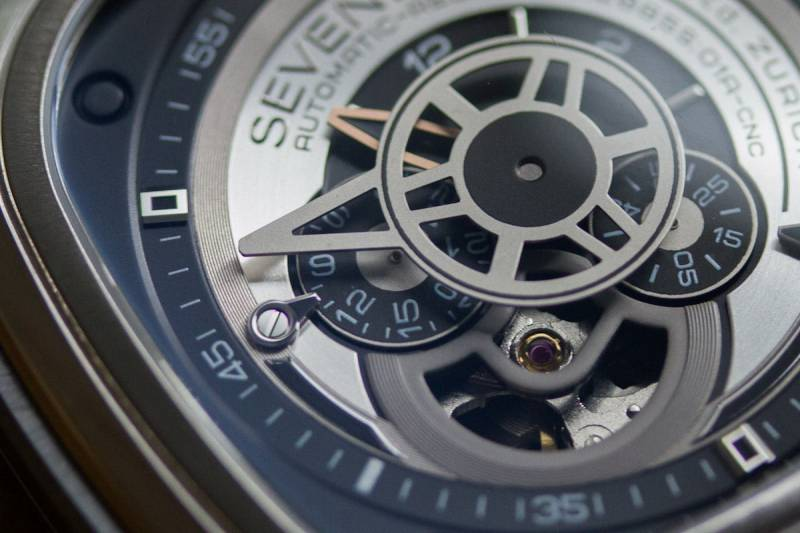 SEVENFRIDAY P1 1 Watch Review 3