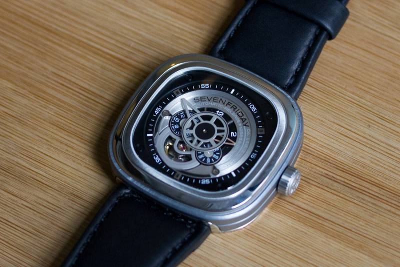 SEVENFRIDAY P1 1 Watch Review 2