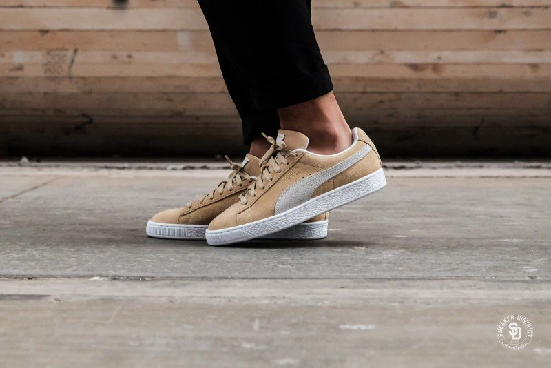 abdce6d7c15 Image Courtesy  Sneaker District Puma Suede Classic Sneakers Review 6