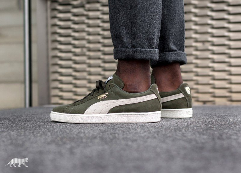 huge selection of daddd 409ab Puma Suede Classic Sneakers Review 4