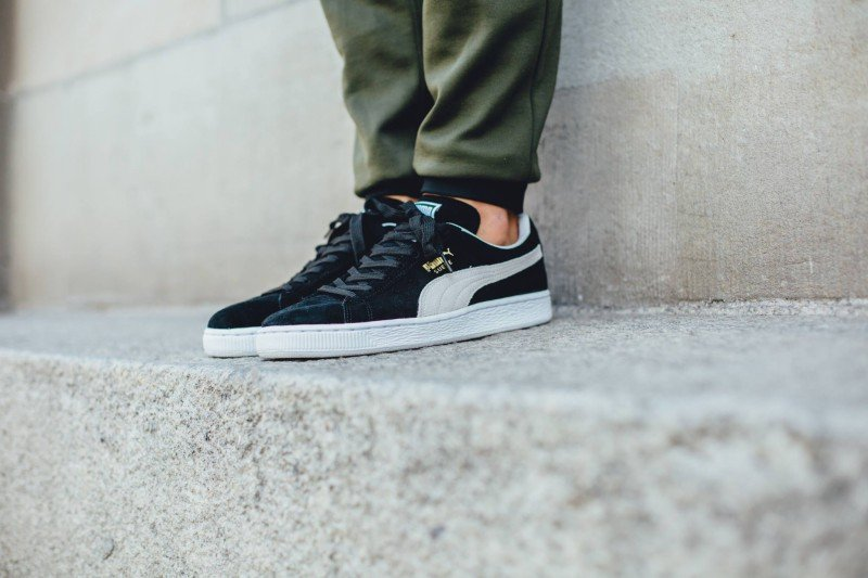 PUMA SUEDE SHOES ON FEET REVIEW + SIZING