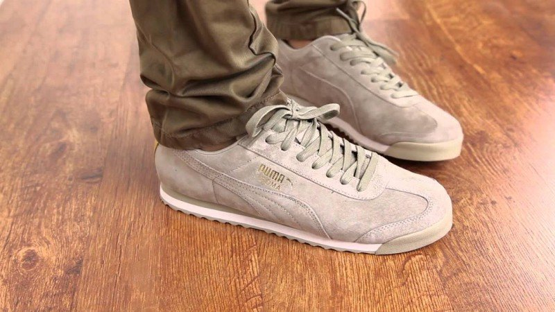 Puma Roma Basic Sneakers Review 5