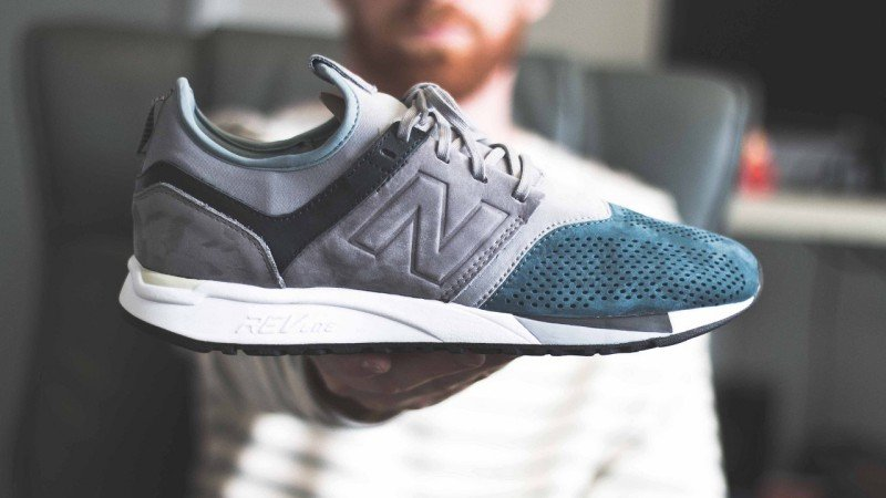 New Balance 247v1 Sneakers Review
