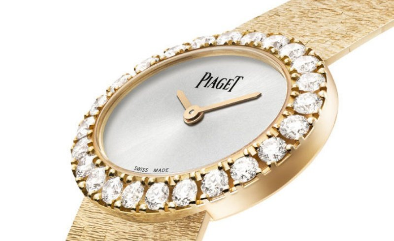 """Piaget Extremely Lady """"Traditonal Oval"""" Watch Review 2"""