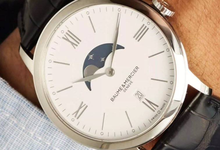 Baume & Mercier Classima 10219 Watch Review - (edited)