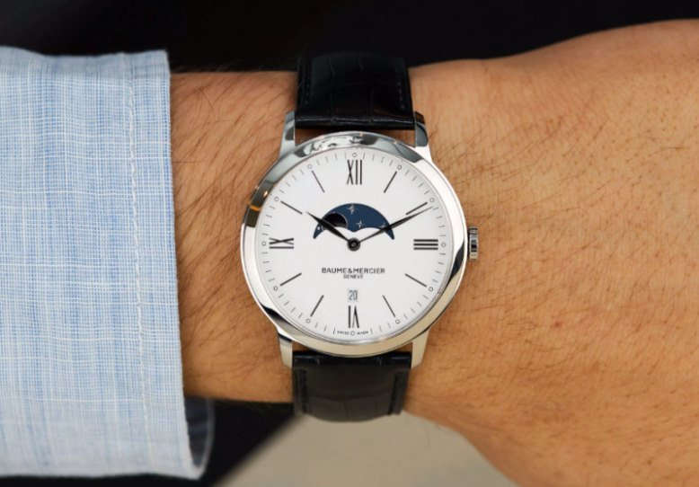 Baume & Mercier Classima 10219 Watch Review - Featured image