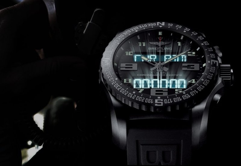 Breitling Professional Cockpit B50 Watch Review