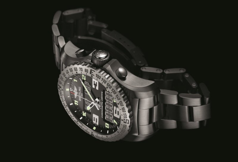 Breitling Professional Cockpit B50 Watch Review 5