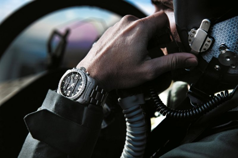 Breitling Professional Cockpit B50 Watch Review 3