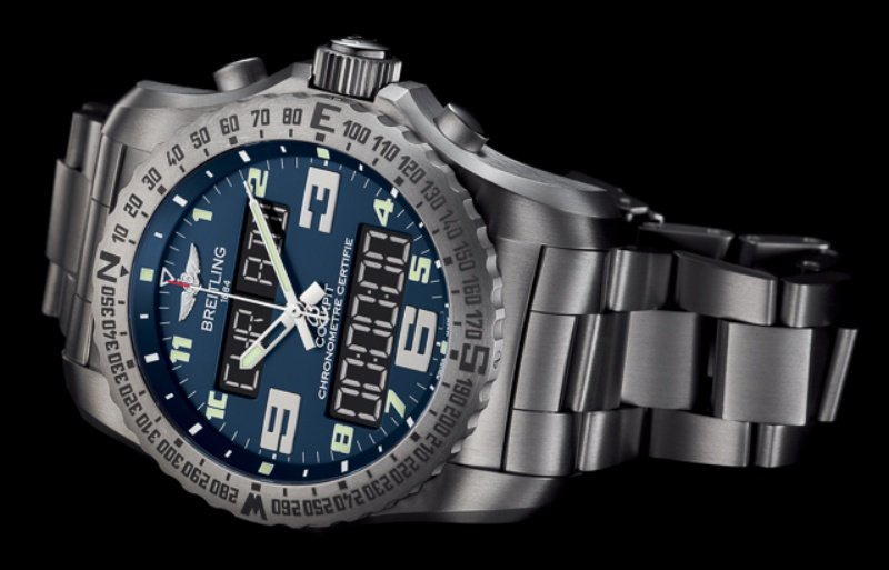Breitling Professional Cockpit B50 Watch Review 2