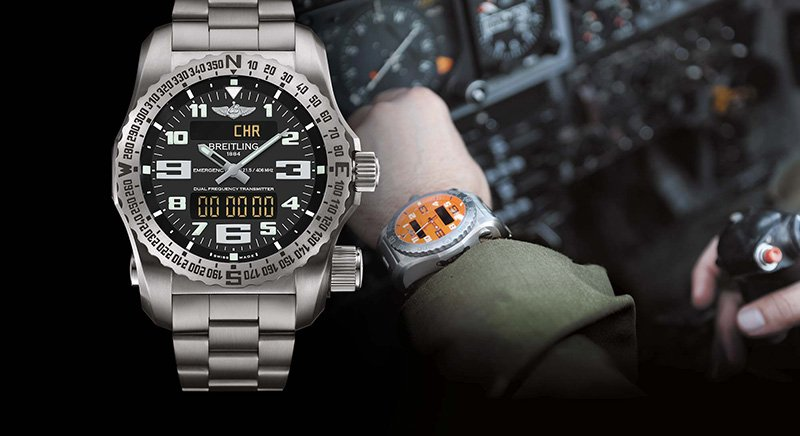 Breitling Professional Cockpit B50 Watch Review 1