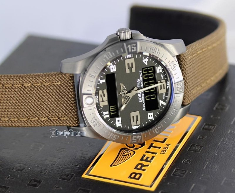 Breitling Professional Aerospace Evo Watch Review 5
