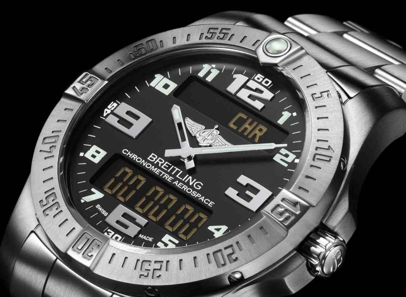 Breitling Professional Aerospace Evo Watch Review 4